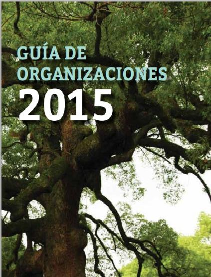 Nueva Guía de Organizaciones 2015