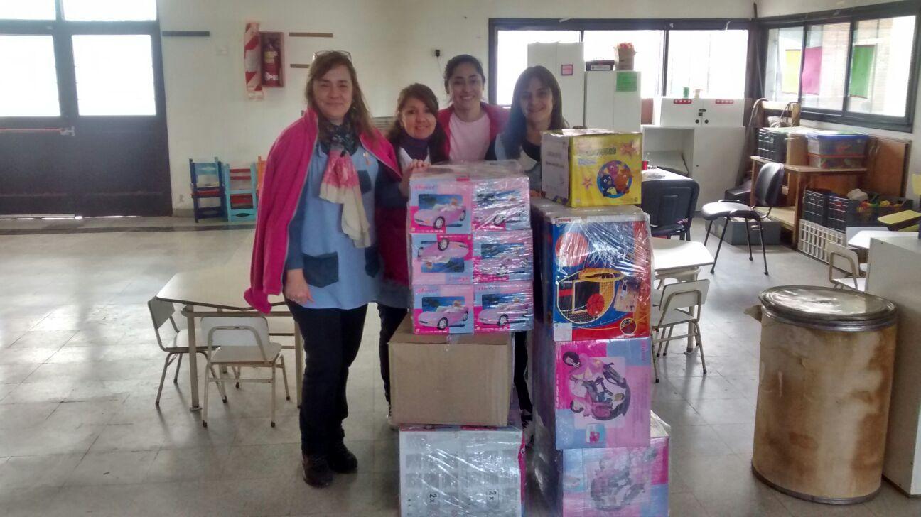 ¡35 organizaciones recibieron donaciones en el 2015 a través de San Fernando en Red!