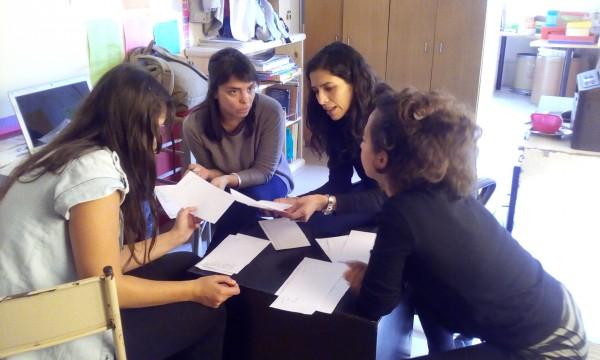 ¡Trabajando con la Propuesta DALE en el Apoyo Escolar Crecer!