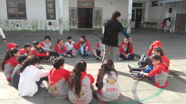 """¡""""Deportes para Compartir"""" en las Escuelas N° 22, N° 23 y San Andrés!"""