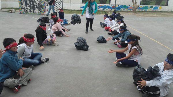 "Programa ""Deportes para compartir"" en San Fernando"