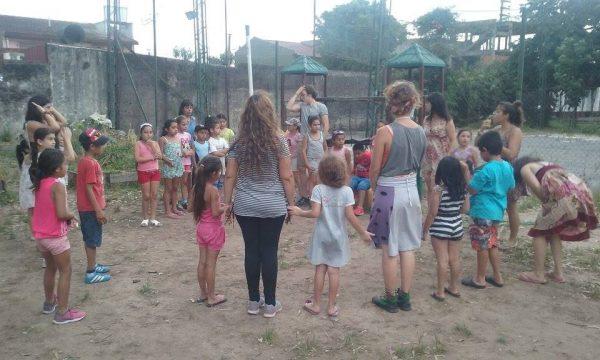 El Apoyo Escolar Casita de los Sueños visita CultivArte