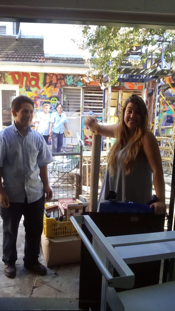 ¡7 organizaciones de San Fernando en Red recibieron donaciones en el mes de febrero!