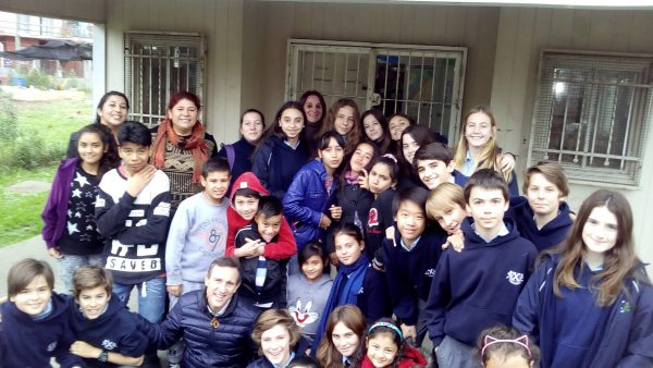 Primeras Acciones y Solidarias y Construcción de la Ciudadanía en San Fernando