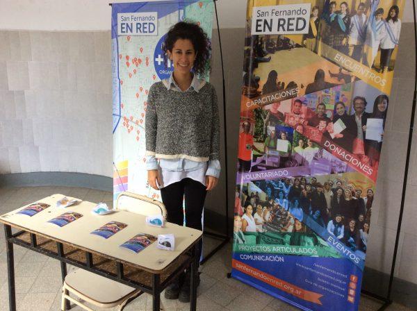 ExpoEstudios del Rotary Punta Chica en la Escuela Pradere