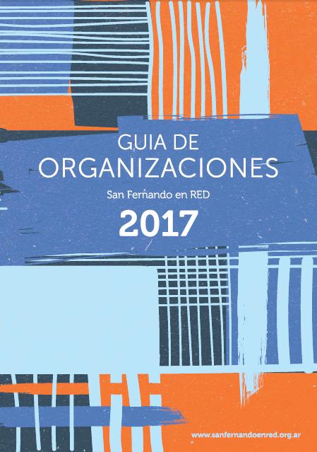 NUEVA GUÍA DE ORGANIZACIONES - San Fernando en Red 2017