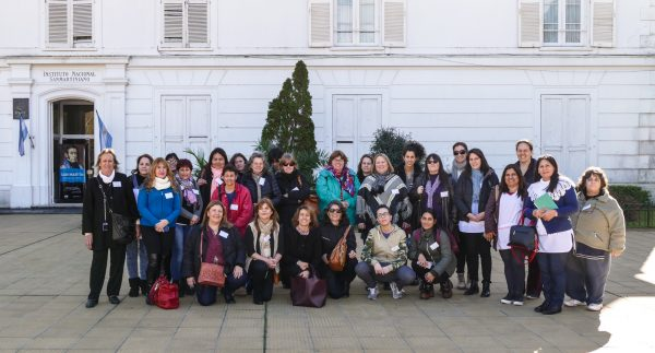 """¡Capacitación y Salida Cultural """"Sanmartiniana"""" para bibliotecarias!"""