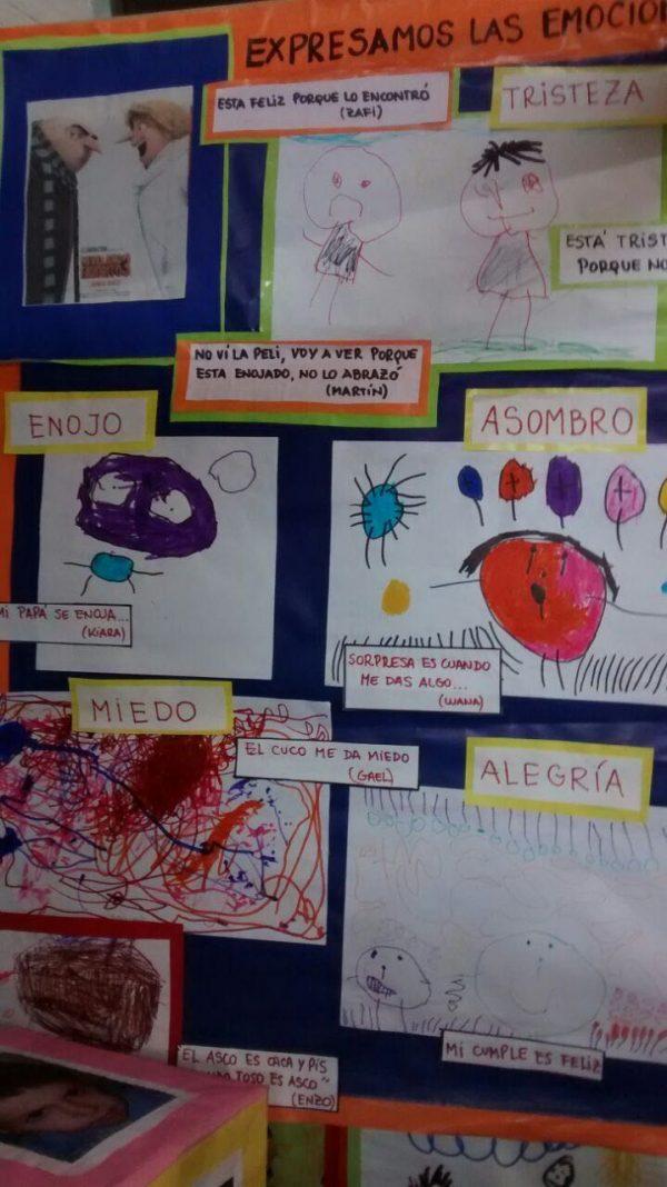 ¡Programa de educación en las emociones en San Fernando!