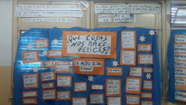 ¡Muestra de Cs. Sociales de Escuelas Primarias del Distrito de San Fernando!