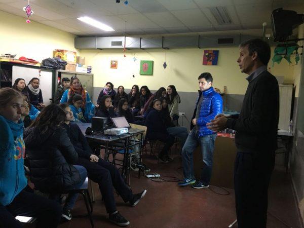 Club de Chicas Programadoras en el Colegio Nuestra Señora del Rosario