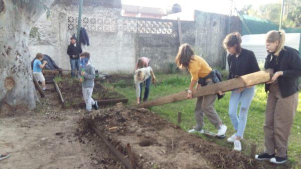 Jornada de Voluntariado en Cultivarte