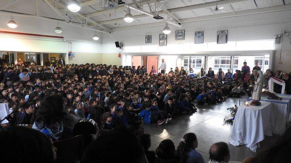 Acompañamos al Colegio Madre Teresa en el festejo de sus 15 años
