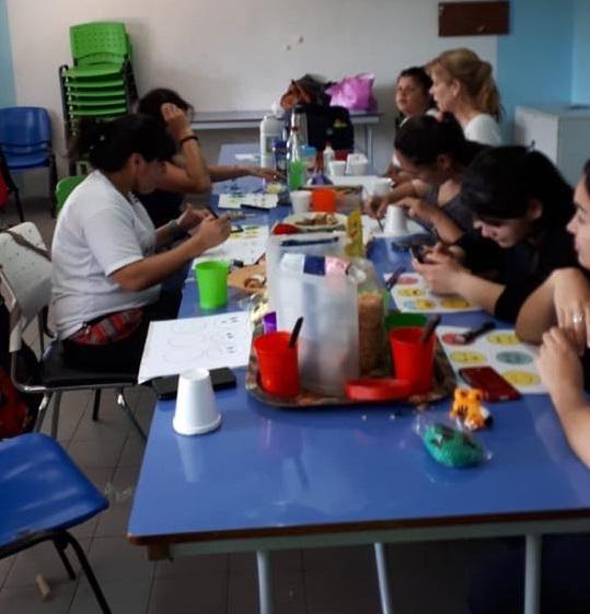Continúan los Programas de Acompañamiento a la Embarazada y Primera Infancia en San Fernando
