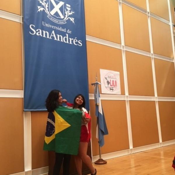 Presentación de San Fernando en Red en la Academia de Jóvenes Líderes de Latinoamerca (Latin American Leadership Academy)