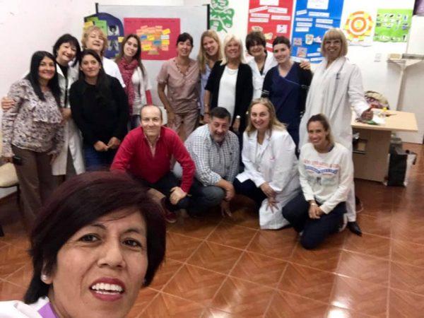 Educación Emocional en el Hospital Petrona Cordero de San Fernando