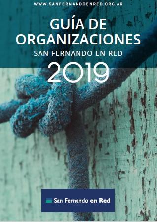 Nueva Guía de organizaciones 2019