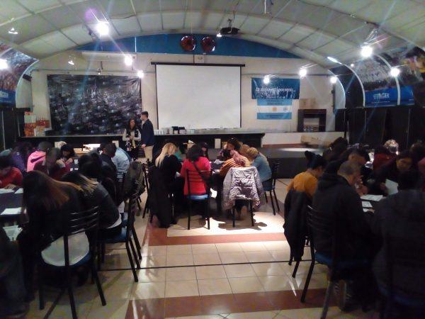 Jornada de Entrevistas Laborales Compass Group y San Fernando en Red