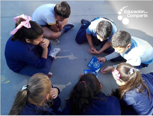 Educación para compartir en San Fernando