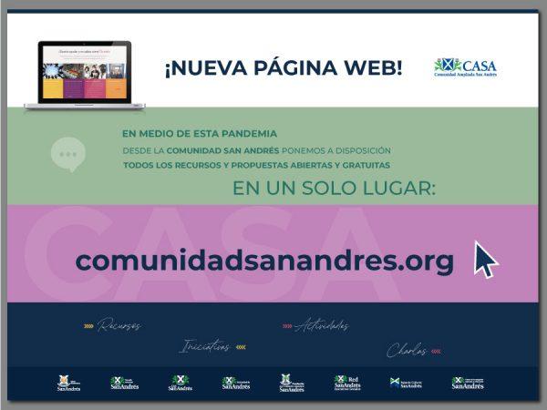 Nuevos recursos gratuitos de CASA para San Fernando en Red