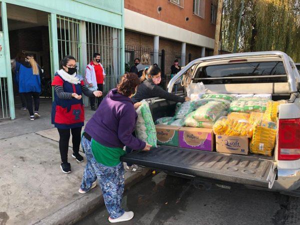 Novedades sobre la Campaña Solidaria COVID19 de la Comunidad Ampliada San Andrés en San Fernando