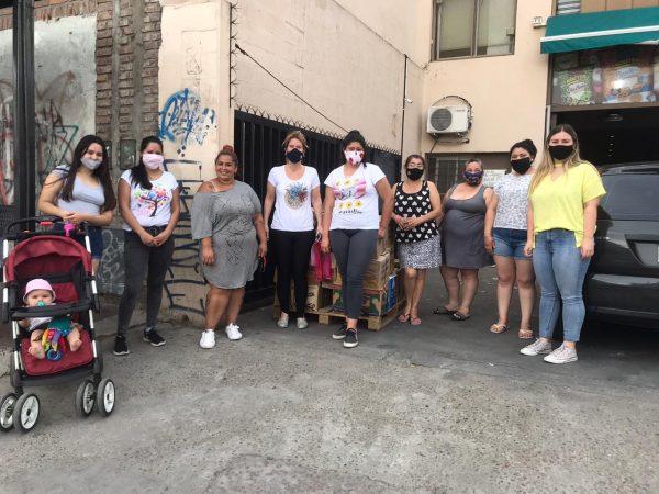 Novedades Octubre Campaña Solidaria de Emergencia Covid-19